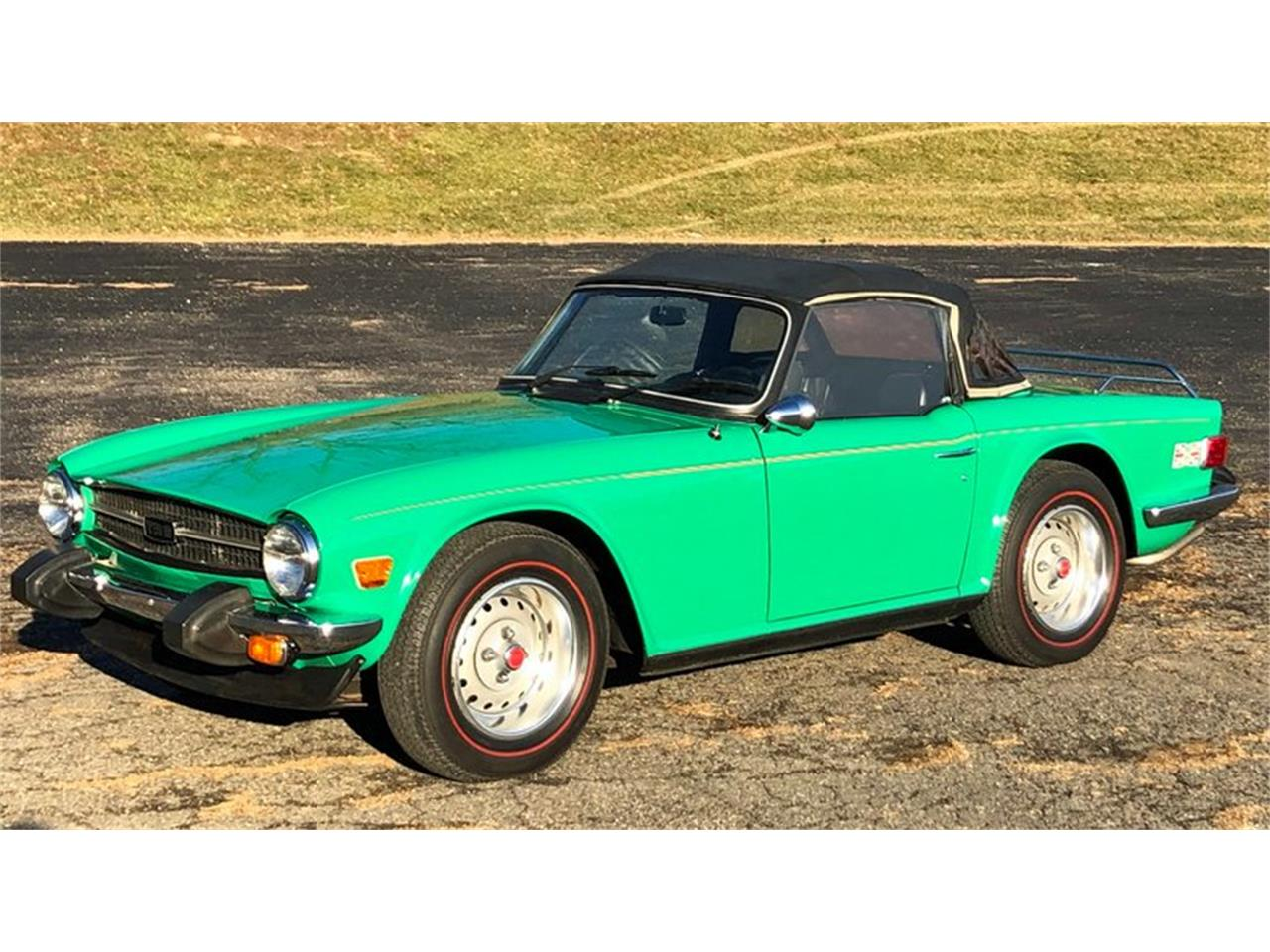 1976 Triumph TR6 (CC-1230988) for sale in West Chester, Pennsylvania