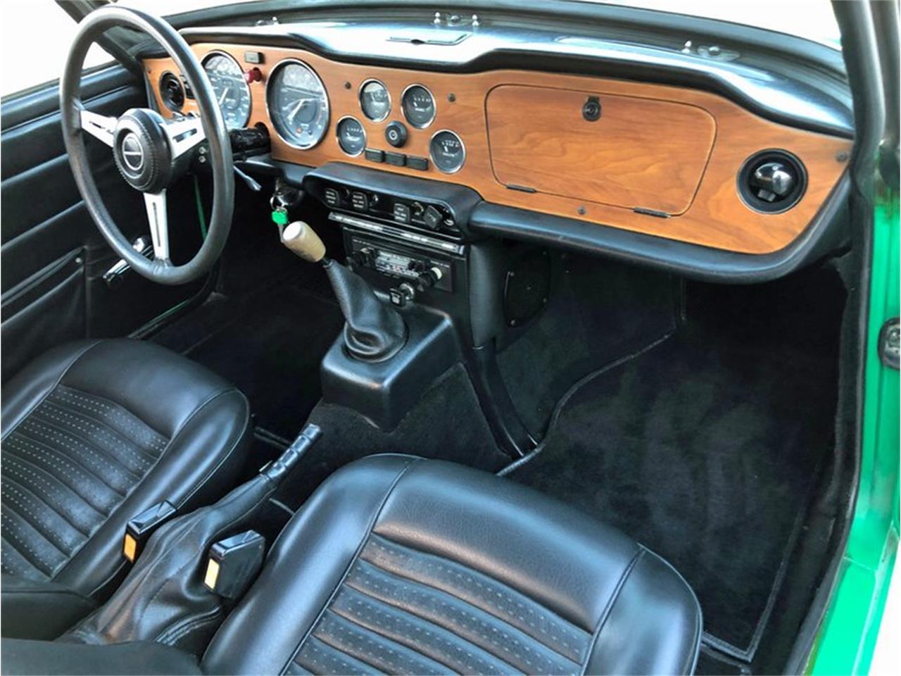 1976 Triumph TR6 (CC-1230988) for sale in West Chester, Pennsylvania