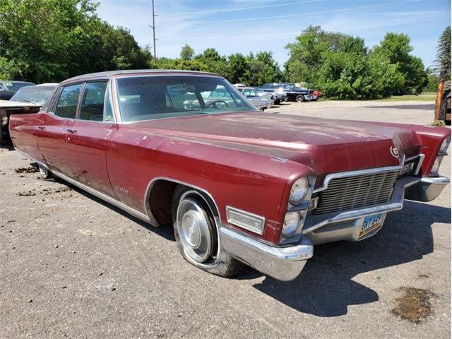 1968 Cadillac Fleetwood (CC-1239885) for sale in Mankato, Minnesota