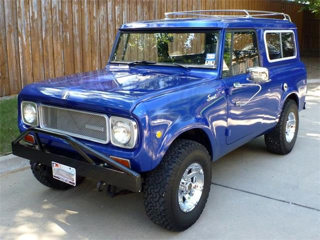 1970 International Scout 800A (CC-1239903) for sale in Arlington, Texas