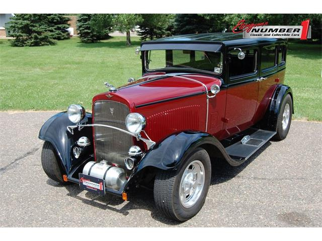 1929 Dodge 4-Dr Sedan (CC-1239937) for sale in Rogers, Minnesota