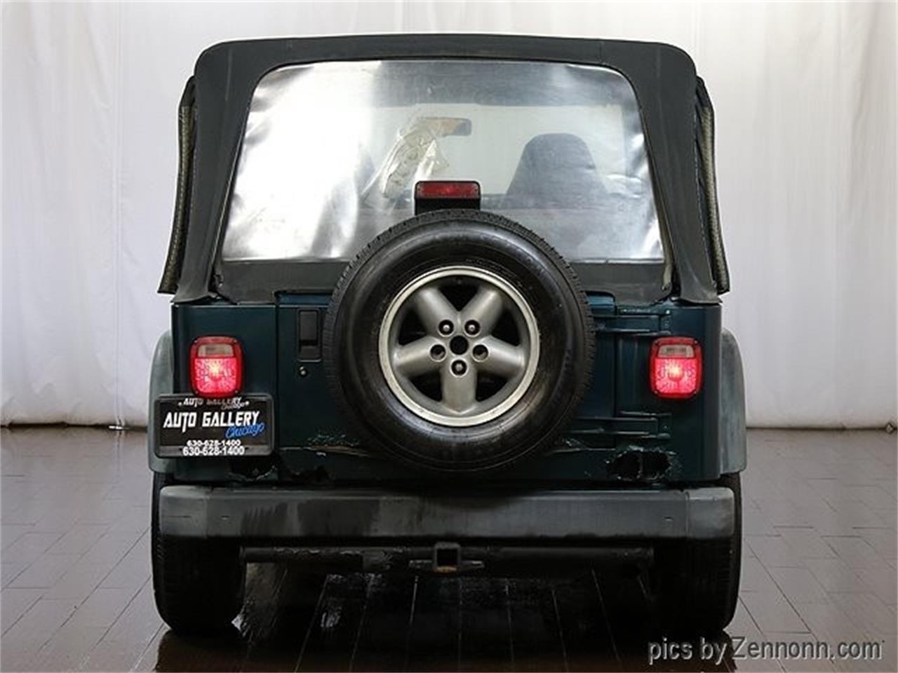 1998 Jeep Wrangler (CC-1230994) for sale in Addison, Illinois