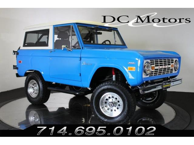 1974 Ford Bronco (CC-1230995) for sale in Anaheim, California
