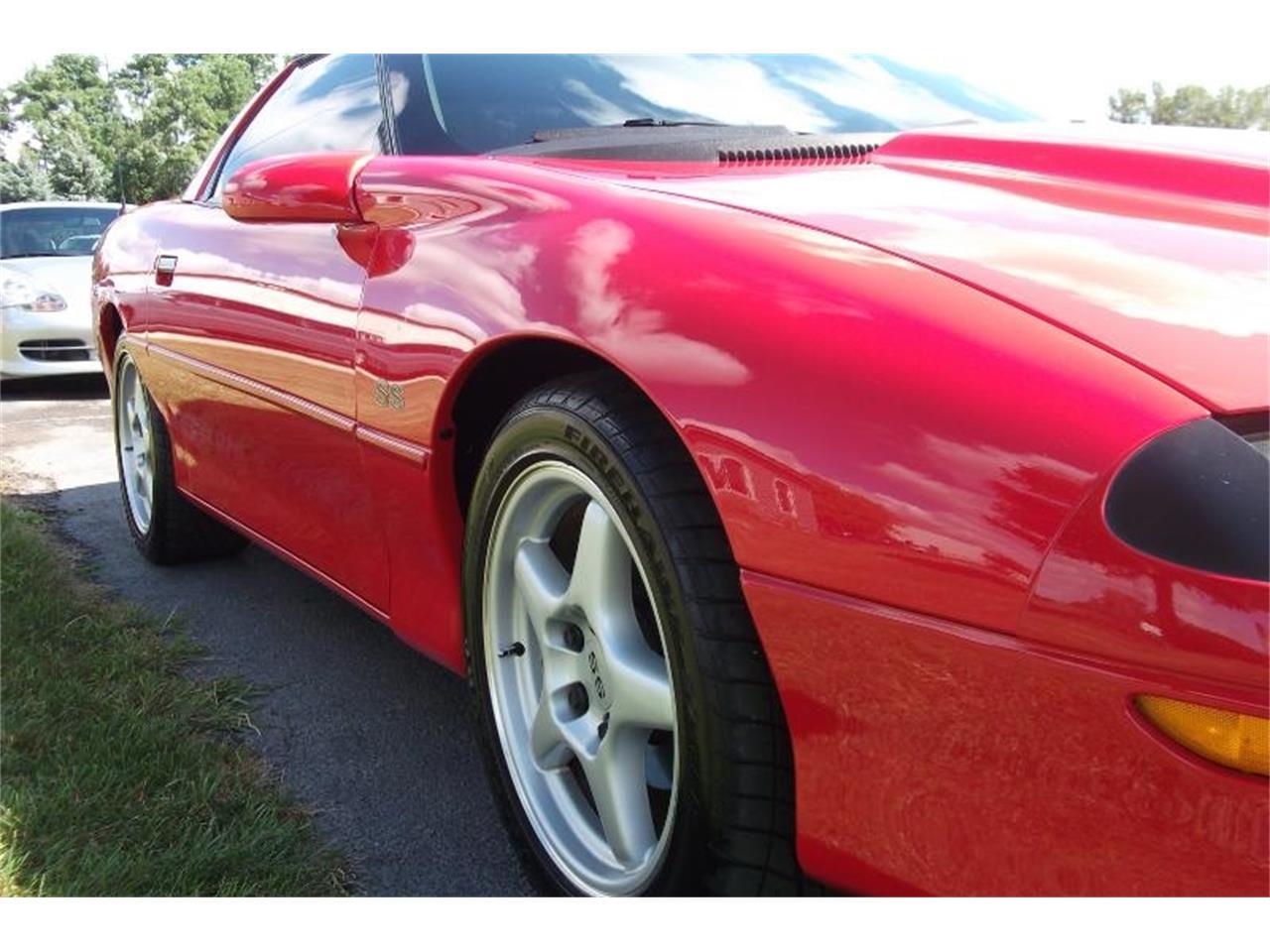 1996 Chevrolet Camaro (CC-1239971) for sale in Dublin, Ohio