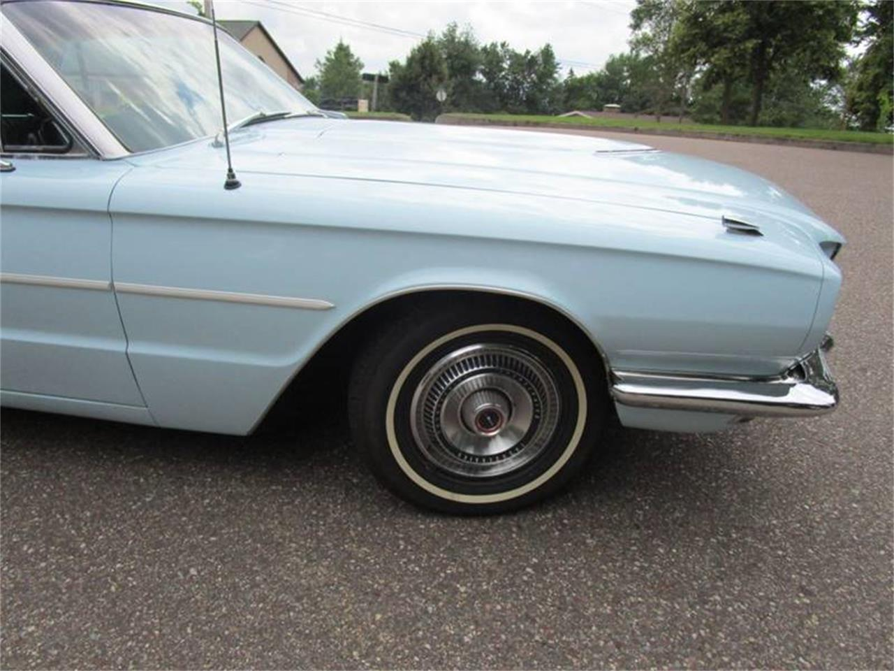 1966 Ford Thunderbird (CC-1239977) for sale in Stanley, Wisconsin