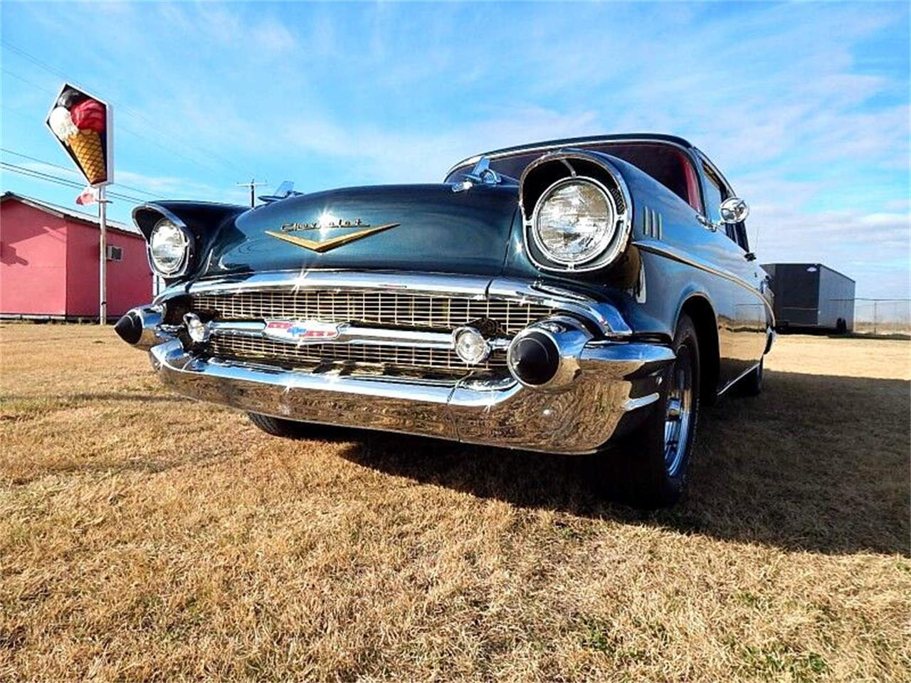 1957 Chevrolet Bel Air (CC-1241005) for sale in Wichita Falls, Texas