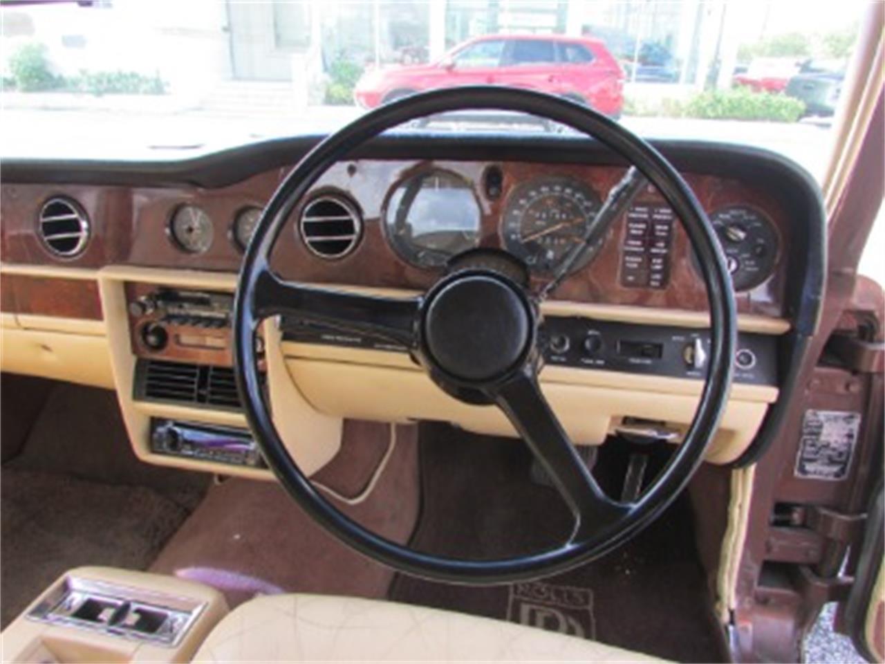 1977 Rolls-Royce Silver Shadow II (CC-1241008) for sale in Miami, Florida