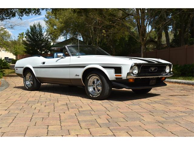 1971 Ford Mustang (CC-1241021) for sale in Lakeland, Florida