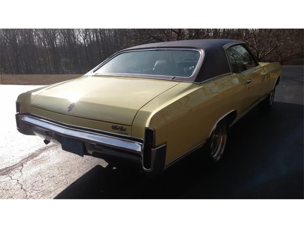 1971 Chevrolet Monte Carlo (CC-1241094) for sale in Huntingtown, Maryland