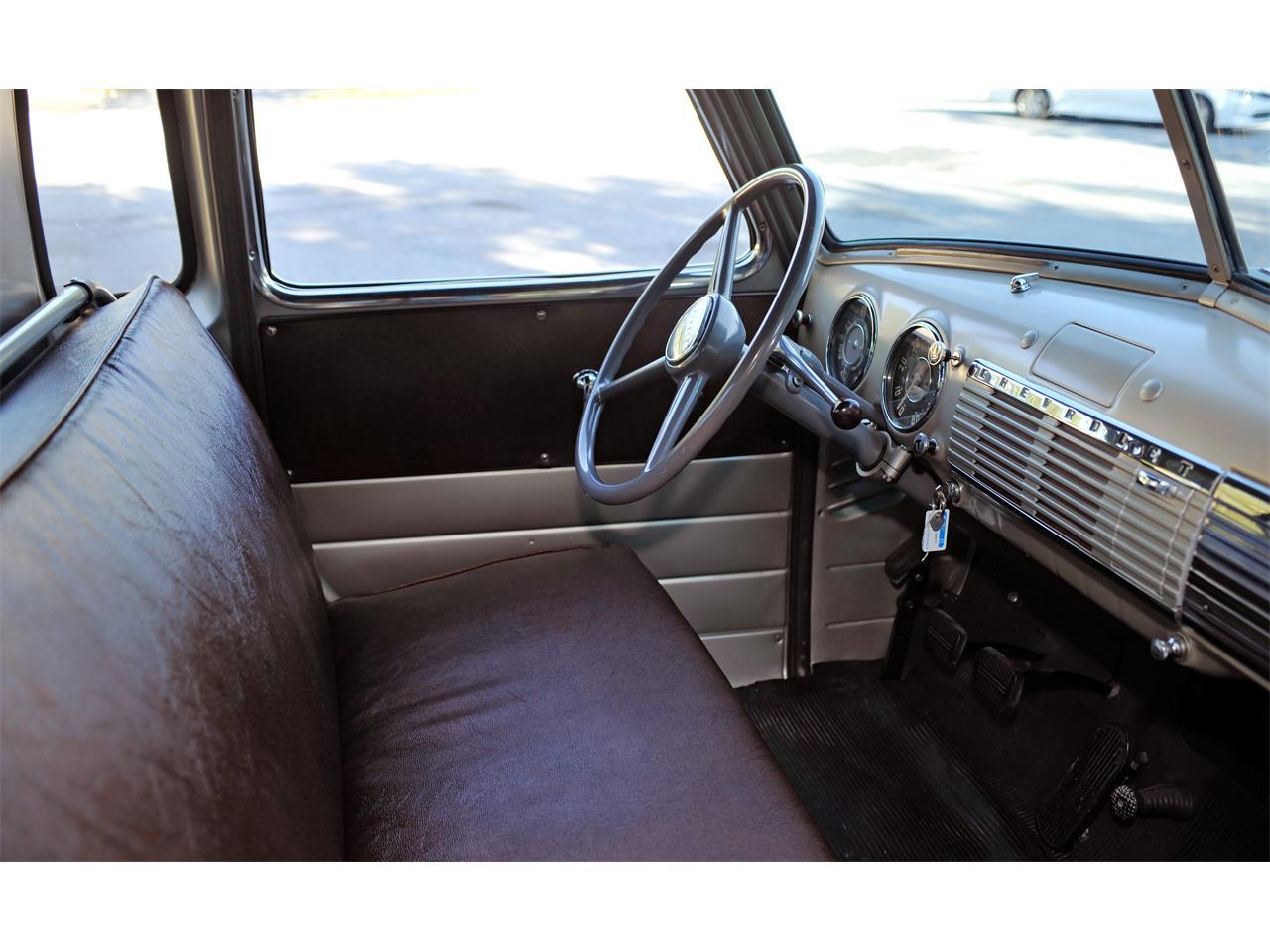 1950 Chevrolet 3100 (CC-1241125) for sale in DANIEL ISLAND, South Carolina