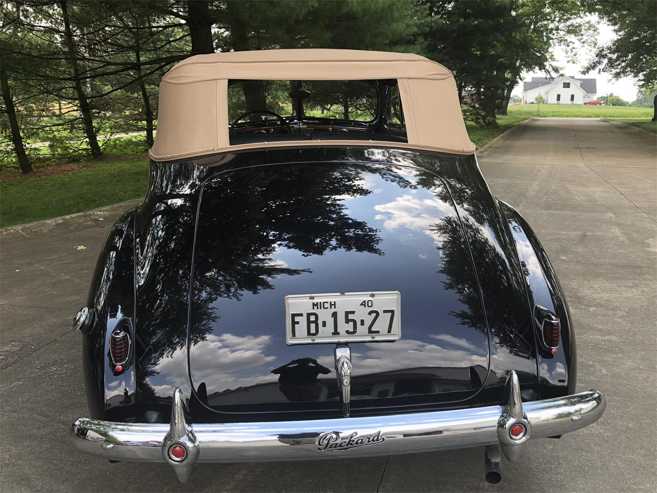 1940 Packard 160 (CC-1241126) for sale in Bedford Hts., Ohio