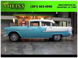 1955 Chevrolet Bel Air (CC-1240113) for sale in Houston, Texas