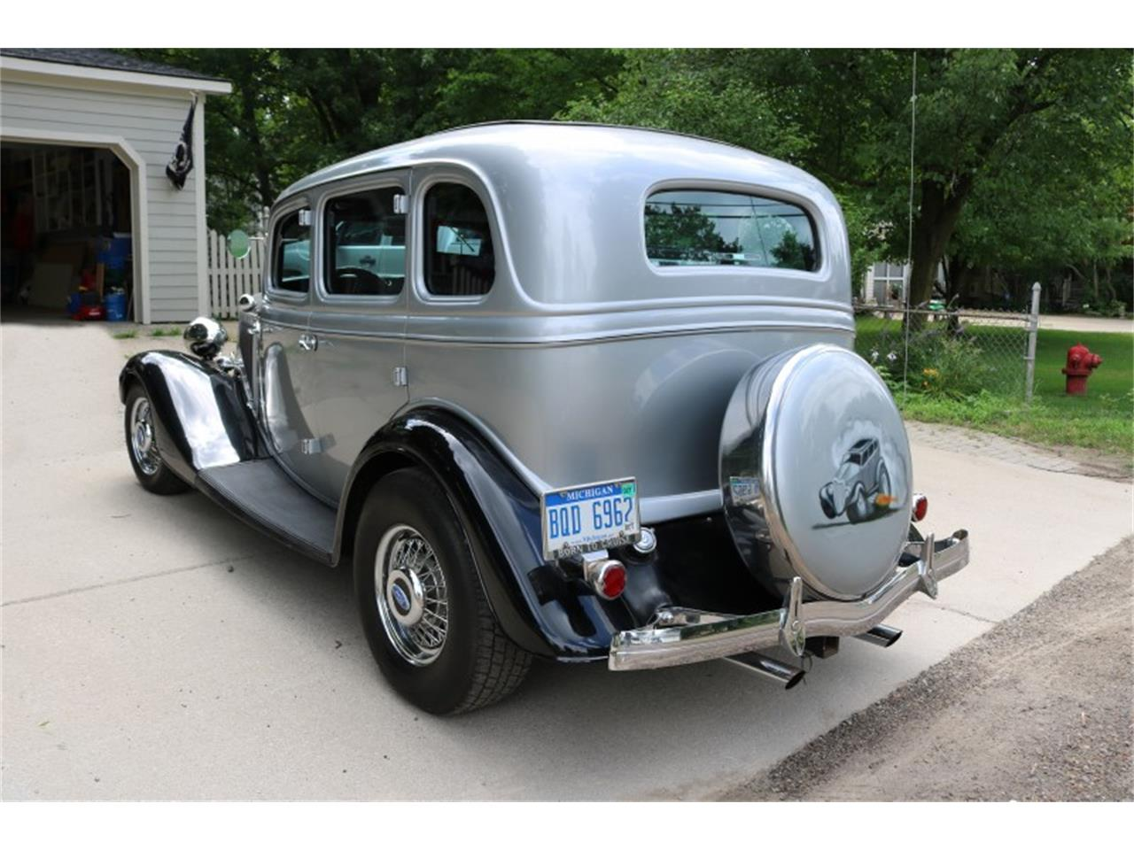 1934 Ford Model 40 (CC-1241140) for sale in Lake Orion, Michigan