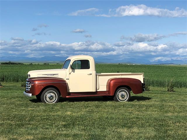 1950 Mercury Pickup (CC-1241141) for sale in Cayley, Alberta