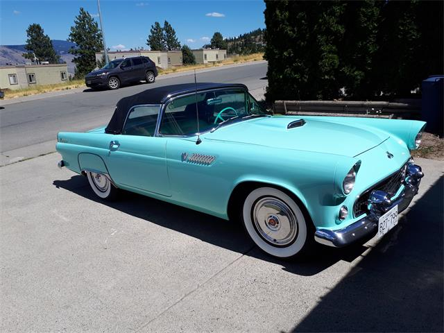 1955 Ford Thunderbird (CC-1241147) for sale in Trail, British Columbia