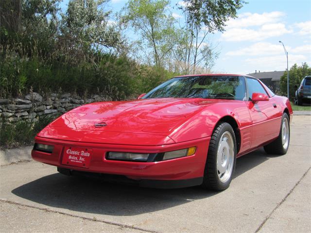 1992 Chevrolet Corvette (CC-1241172) for sale in Omaha, Nebraska