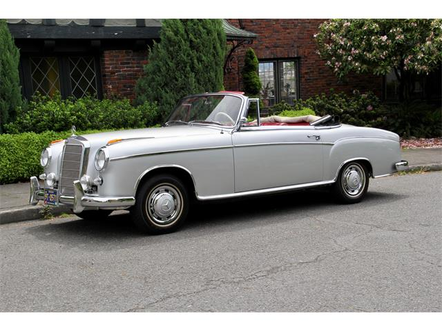 1960 Mercedes-Benz 220SE (CC-1241195) for sale in Lake Oswego, Oregon