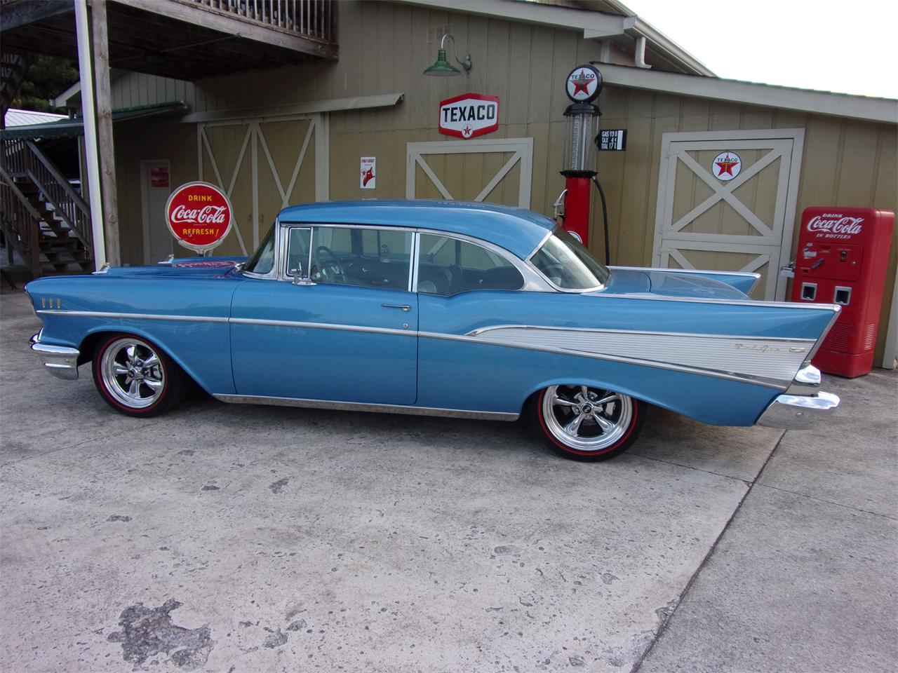1957 Chevrolet Bel Air (CC-1240120) for sale in Soddy-Daisy, Tennessee
