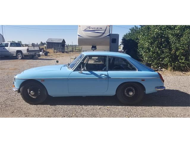 1969 MG MGC (CC-1241202) for sale in Rigby, Idaho