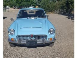 1969 MG MGC (CC-1241202) for sale in Rigby, Idaho