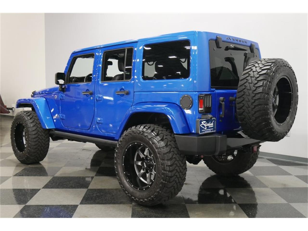 2015 Jeep Wrangler (CC-1241246) for sale in Lavergne, Tennessee