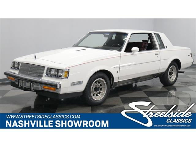 1987 Buick Regal (CC-1241250) for sale in Lavergne, Tennessee