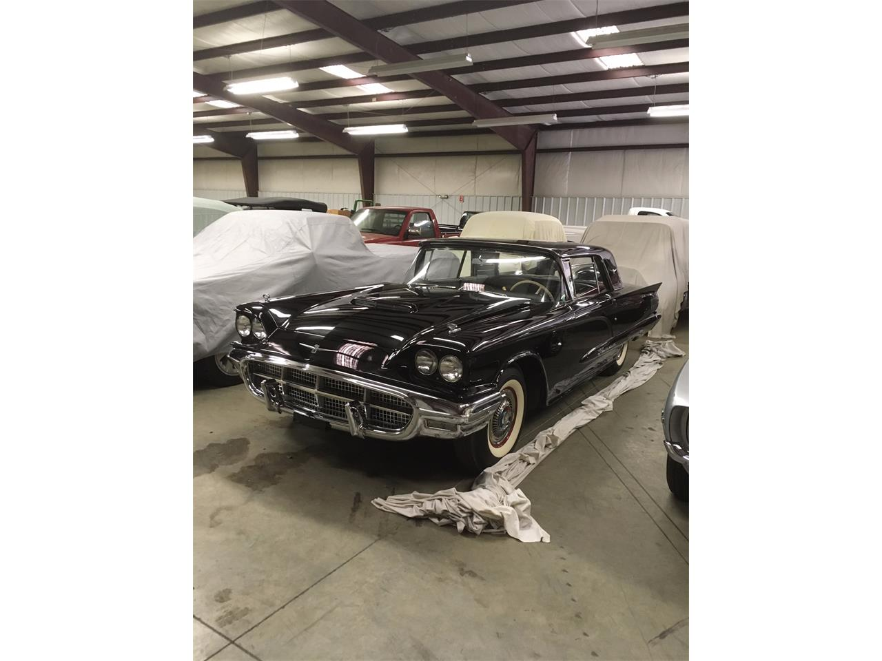 1960 Ford Thunderbird (CC-1240128) for sale in Greensboro, North Carolina