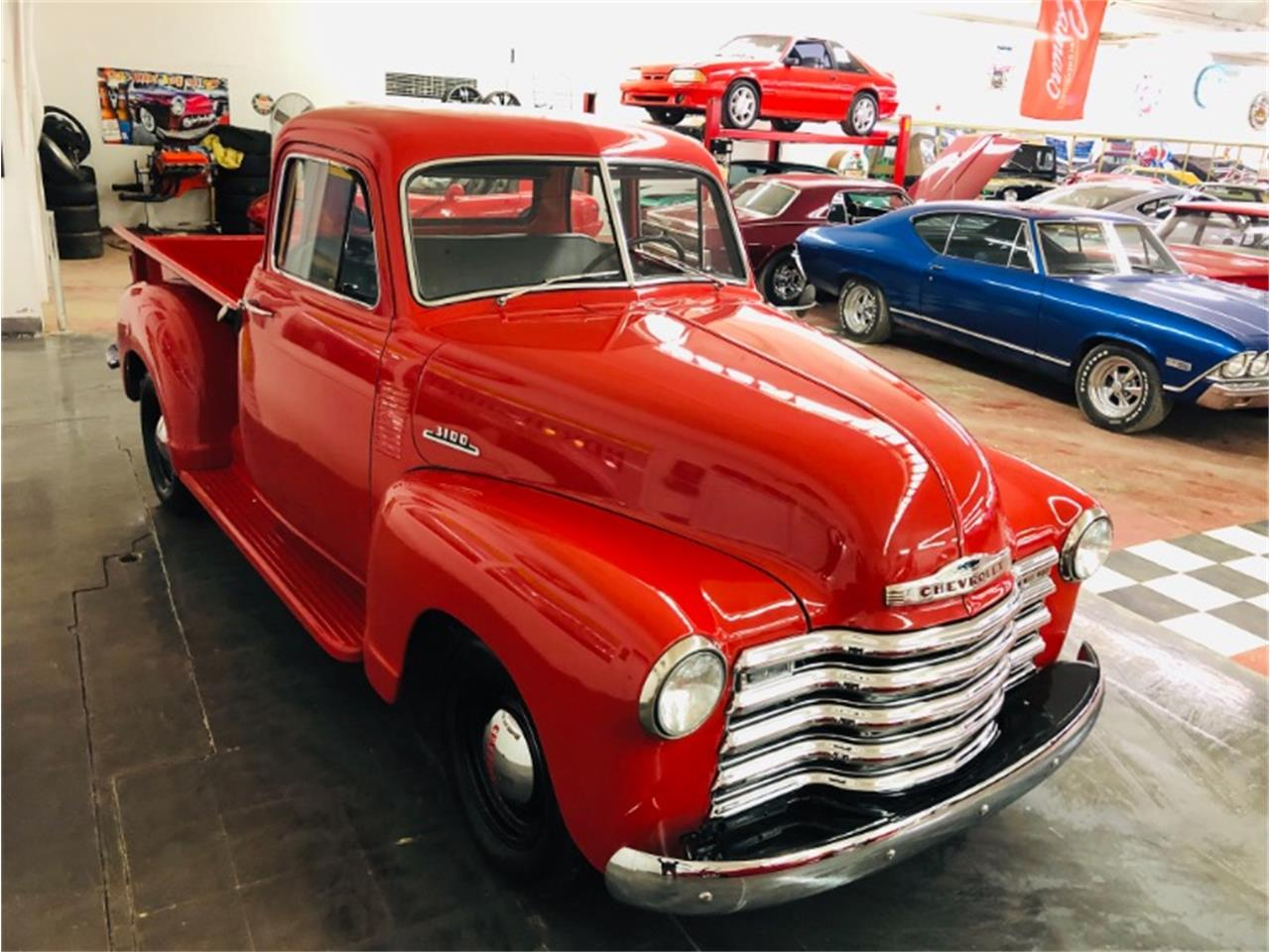 1953 Chevrolet Pickup (CC-1241280) for sale in Mundelein, Illinois