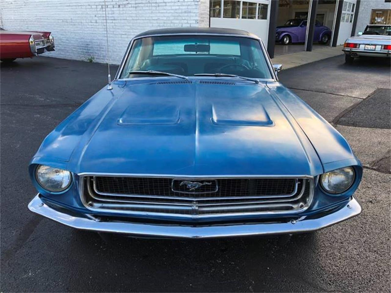 1968 Ford Mustang (CC-1240013) for sale in St. Charles, Illinois