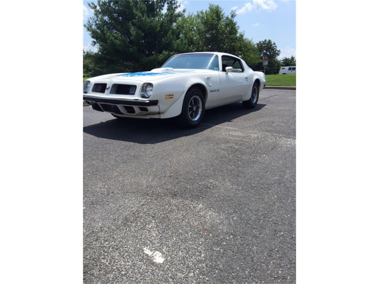 1975 Pontiac Firebird Trans Am (CC-1240139) for sale in Franklinville, New Jersey