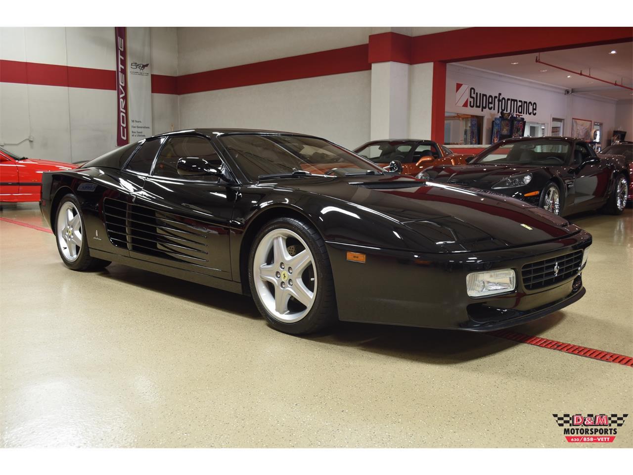 1992 Ferrari Testarossa (CC-1241416) for sale in Glen Ellyn, Illinois