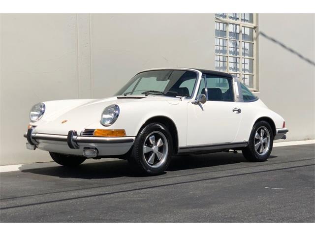 1971 Porsche 911E (CC-1241421) for sale in Costa Mesa, California