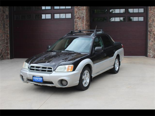 2003 Subaru Baja (CC-1241430) for sale in Greeley, Colorado