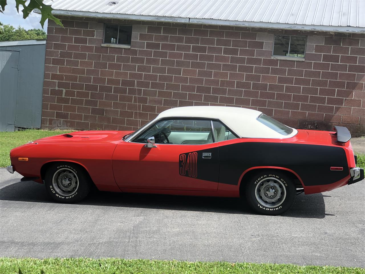 1973 Plymouth Barracuda (CC-1241445) for sale in Beckley, West Virginia