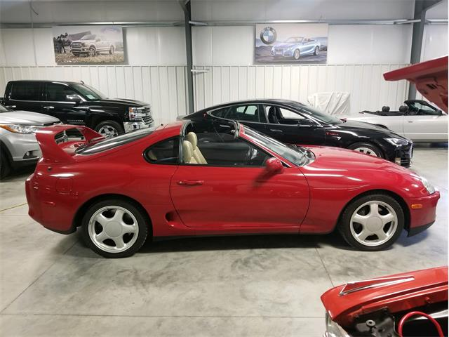 1996 Toyota Supra (CC-1241472) for sale in Springfield, Nebraska
