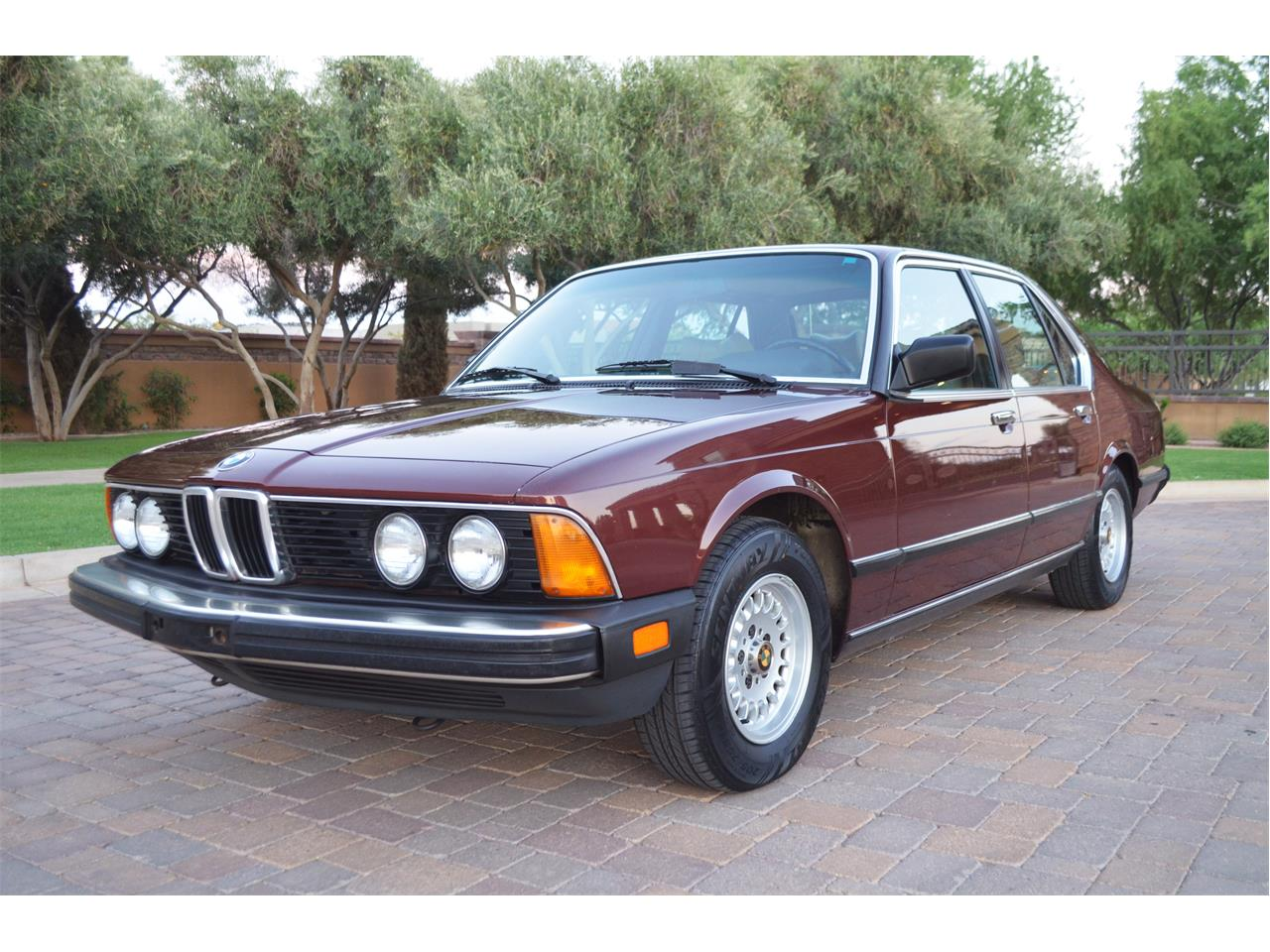 1984 BMW 7 Series (CC-1241475) for sale in Chandler , Arizona
