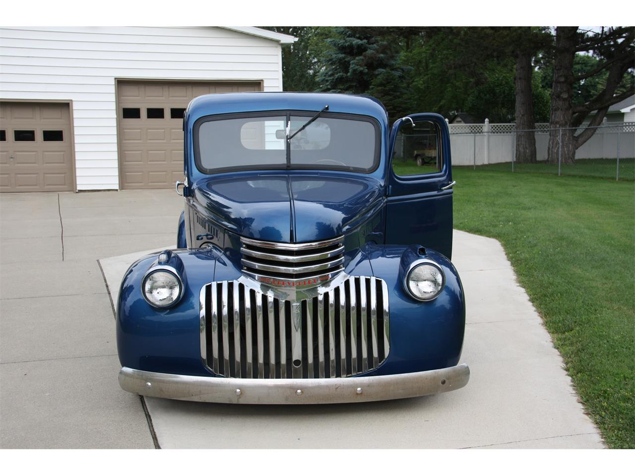 1945 Chevrolet Pickup (CC-1241480) for sale in Owosso, Michigan