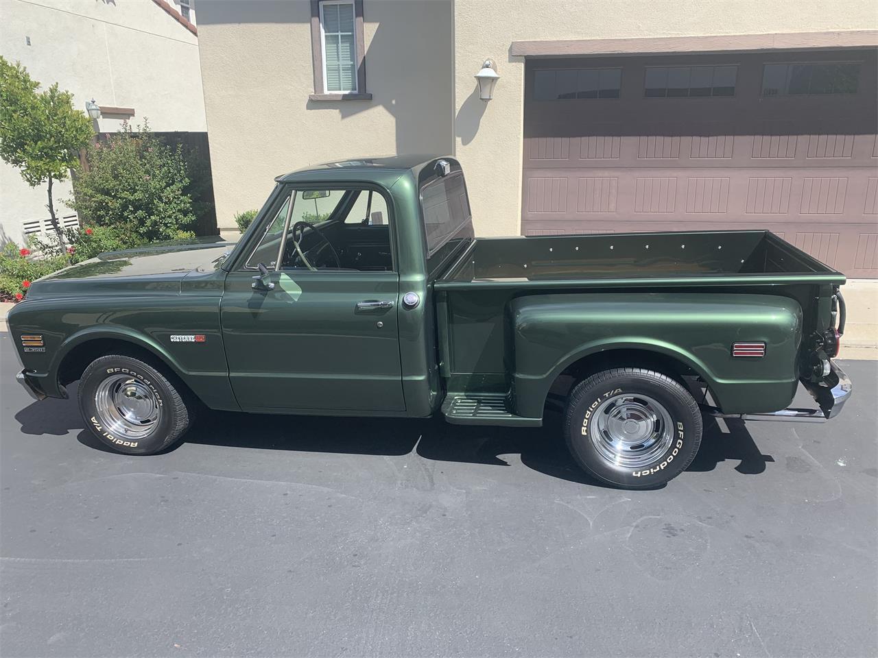 1972 Chevrolet Cheyenne (CC-1241491) for sale in San Ramon, California