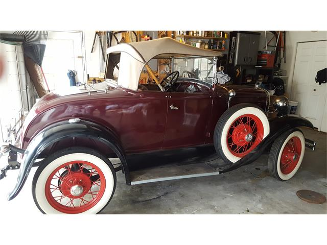 1931 Ford Roadster (CC-1241502) for sale in Duncansville, Pennsylvania