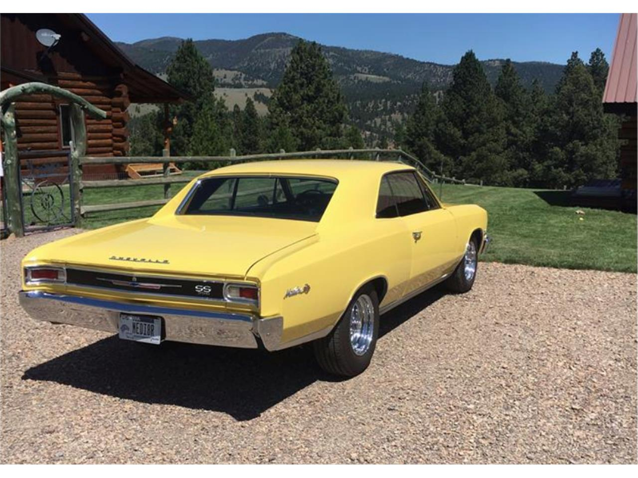 1966 Chevrolet Chevelle Malibu SS (CC-1241559) for sale in Helmville, Montana