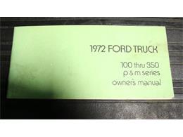 1972 Ford F100 (CC-1241576) for sale in Lithia Springs, Georgia