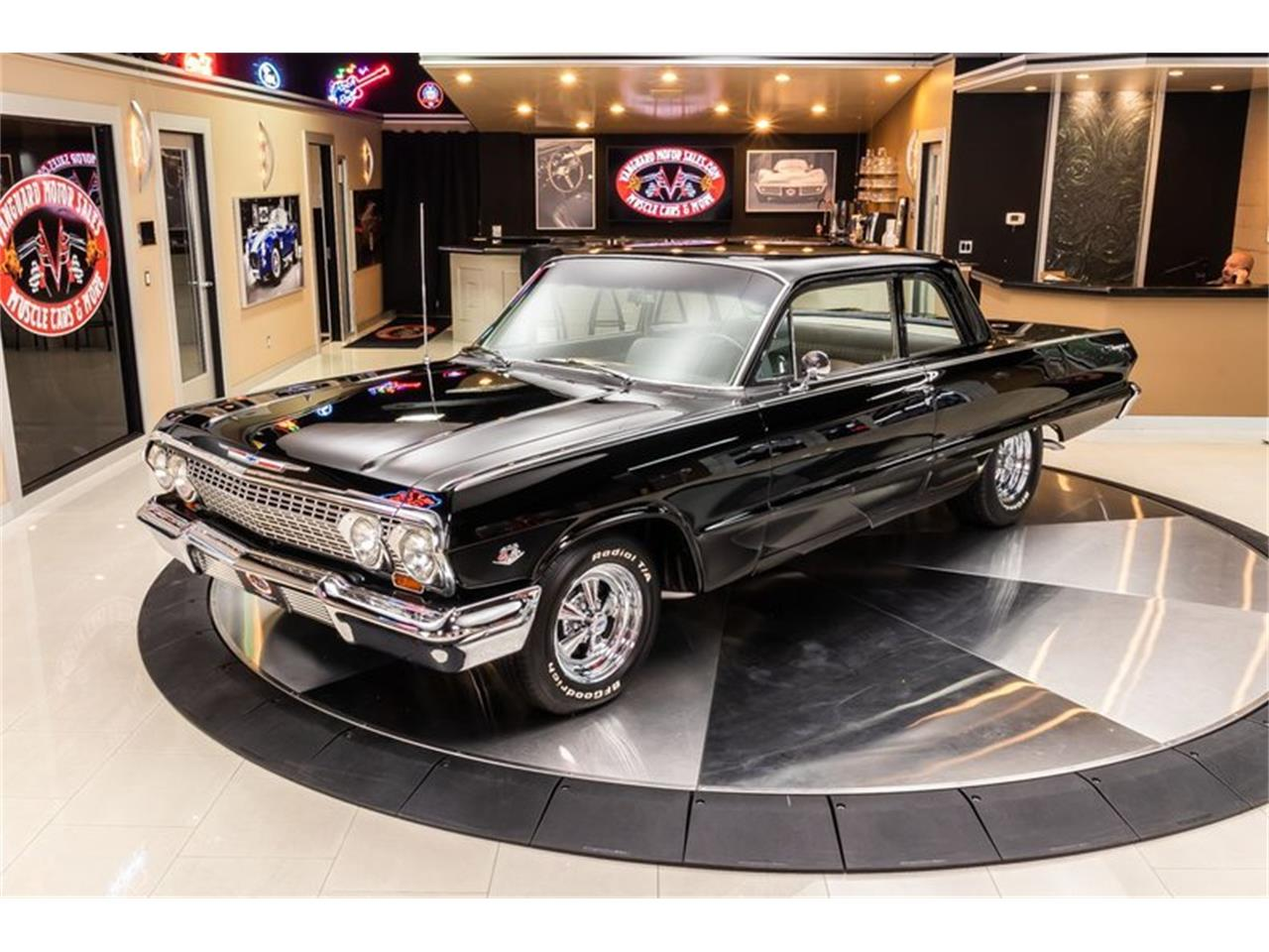 1963 Chevrolet Biscayne (CC-1241586) for sale in Plymouth, Michigan