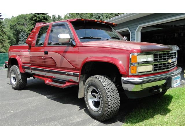 1992 Chevrolet 1500 (CC-1240163) for sale in Prior Lake, Minnesota