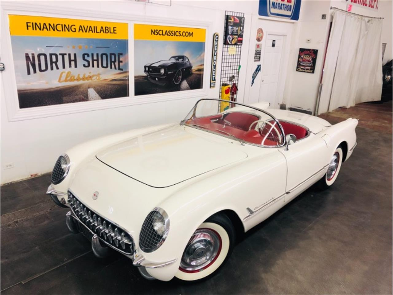 1954 Chevrolet Corvette (CC-1241636) for sale in Mundelein, Illinois