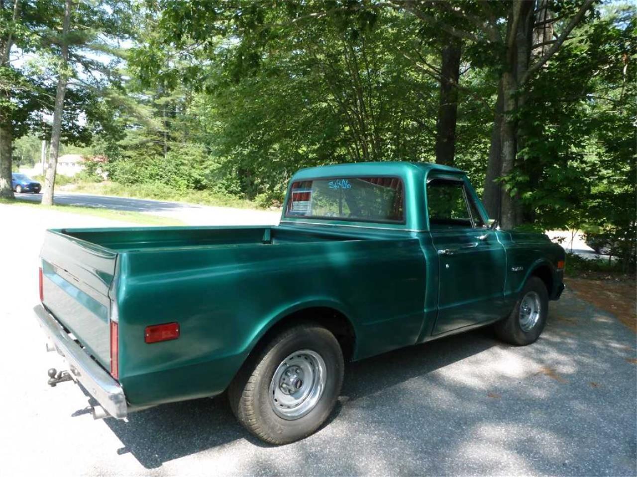 1970 Chevrolet C/K 10 (CC-1241658) for sale in West Pittston, Pennsylvania