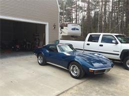 1972 Chevrolet Corvette (CC-1241659) for sale in West Pittston, Pennsylvania