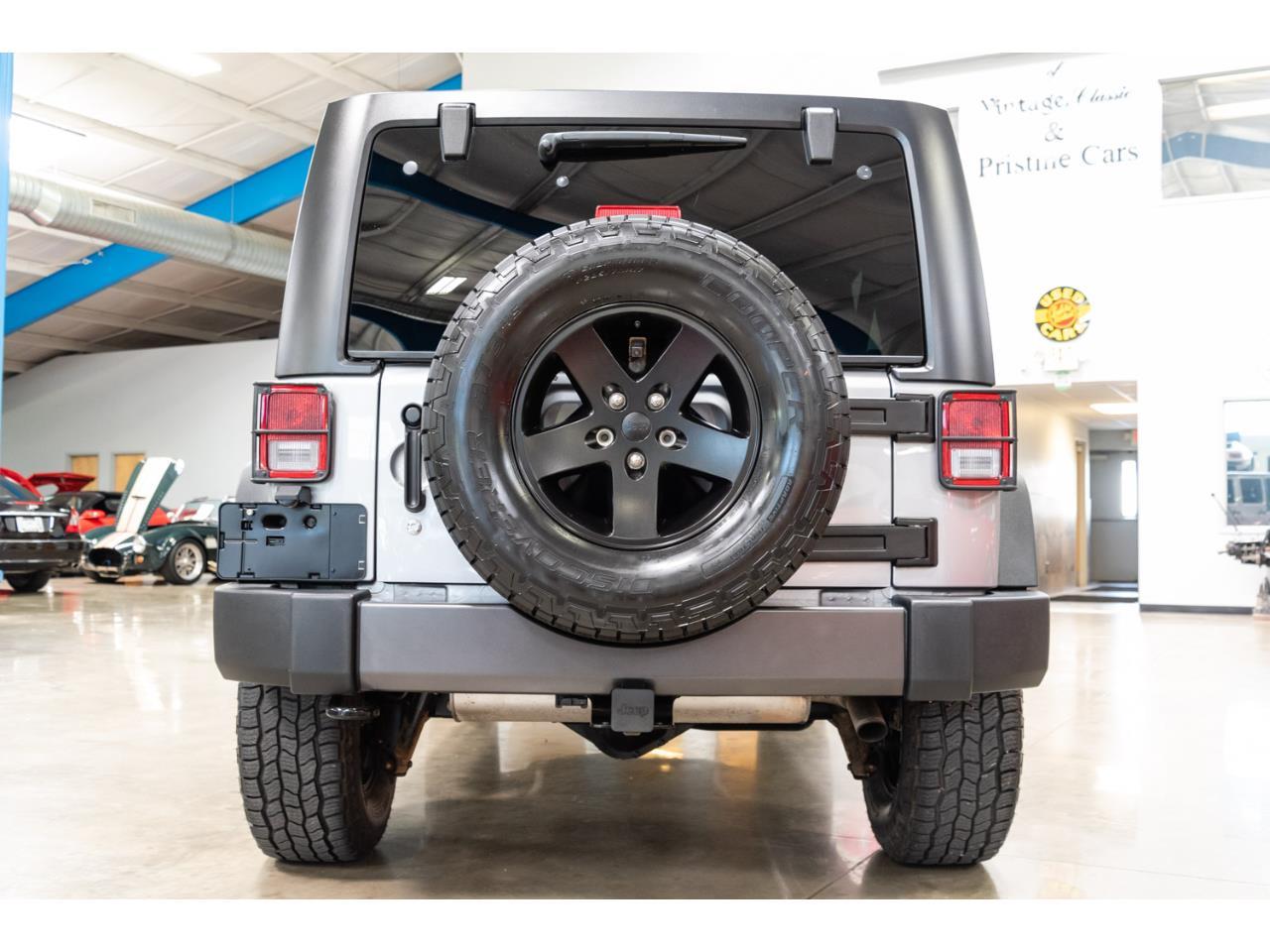 2016 Jeep Wrangler (CC-1241682) for sale in Salem, Ohio