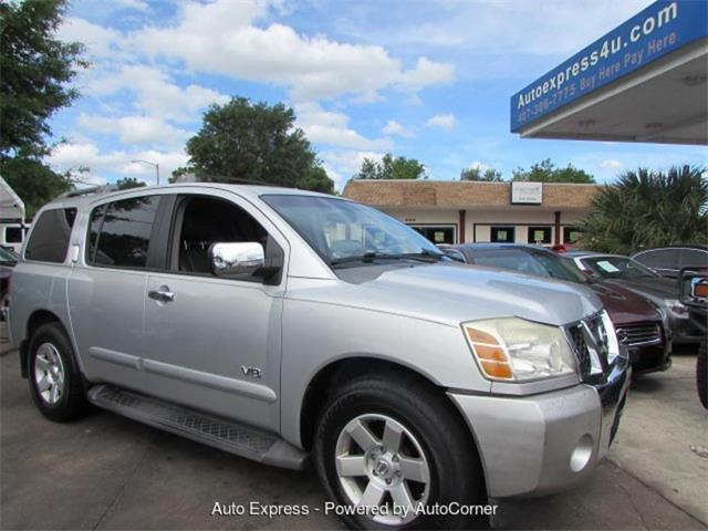 2006 Nissan Armada (CC-1241728) for sale in Orlando, Florida