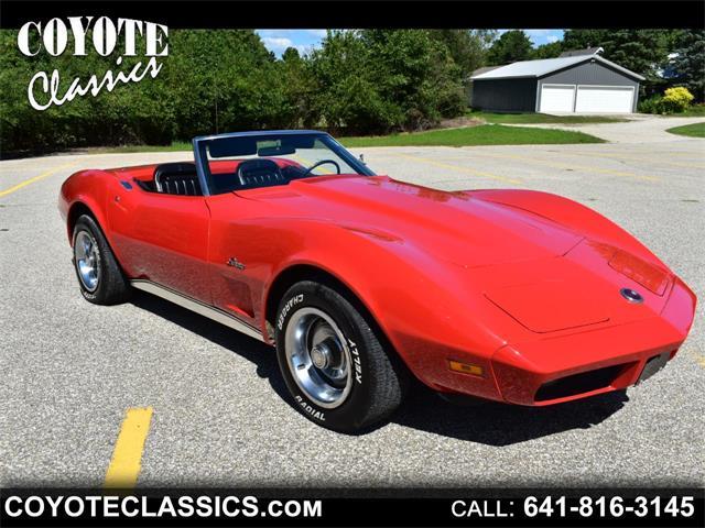 1974 Chevrolet Corvette (CC-1241746) for sale in Greene, Iowa