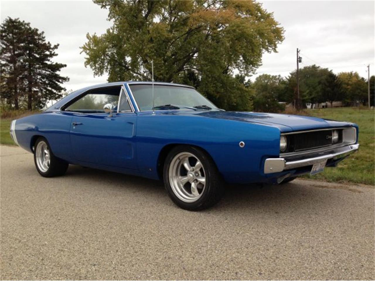 1968 Dodge Charger (CC-1241777) for sale in Cadillac, Michigan